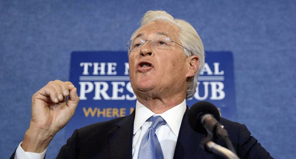 Trump's Russia lawyer Isn't seeking security clearance -- and may have trouble getting one