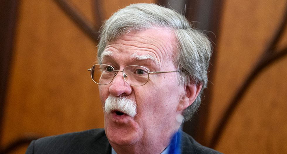 DOJ opens criminal case against John Bolton over unflattering tell-all book