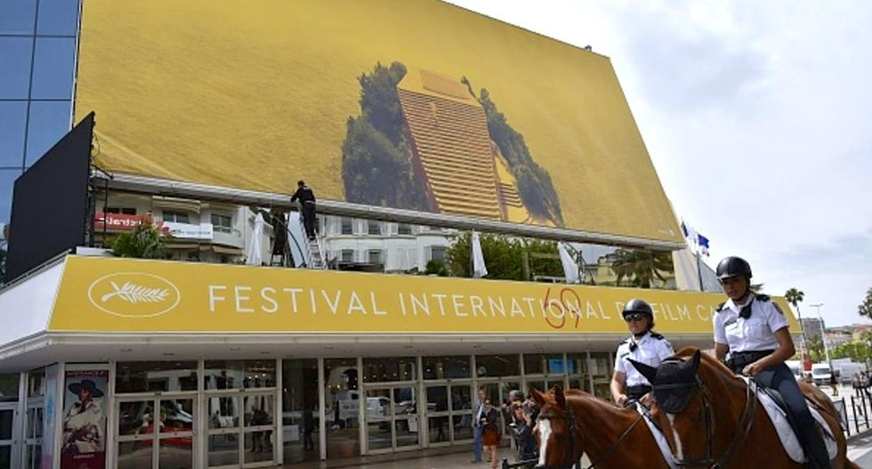 Fake 'Friday the 13th' terror attack on Cannes film stars' hotel