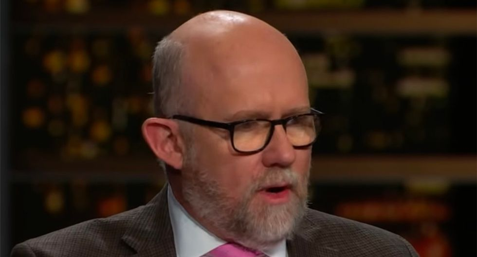 Rick Wilson promises anti-Trump group is about to launch a  'pretty frigging nasty' campaign to oust the president