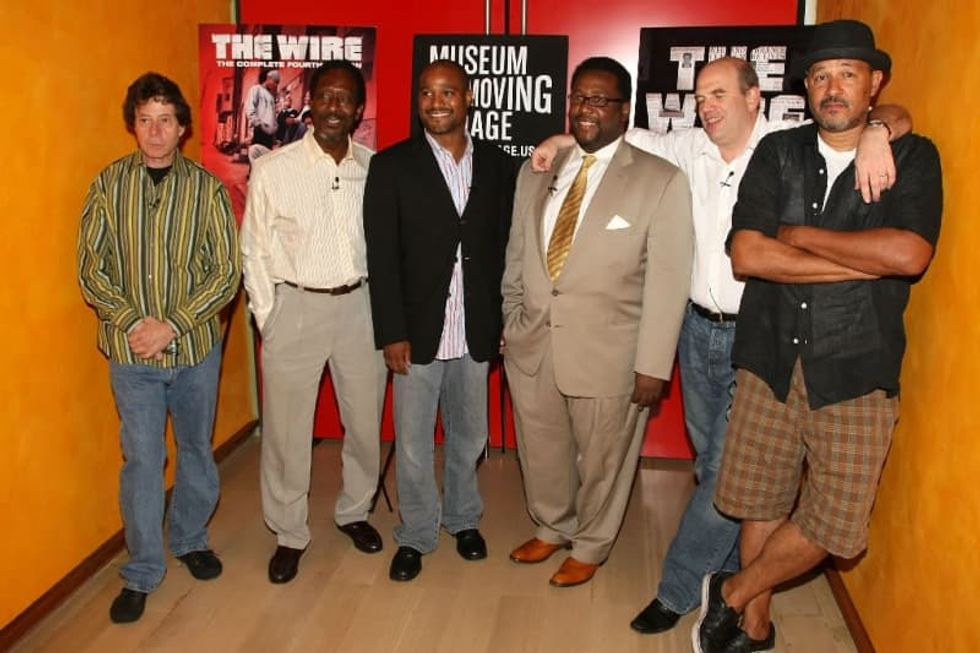 'The Wire' revisited? Cast to be reunited for new Baltimore show