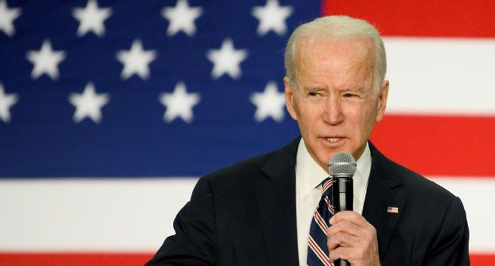 Joe Biden up to 96% chance of winning nomination in FiveThirtyEight forecast