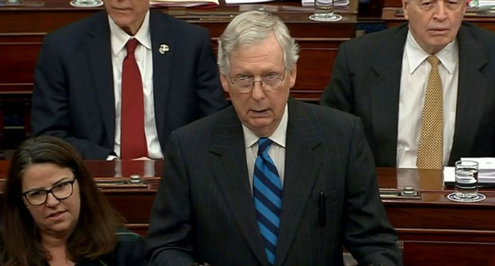'Dark moment for the Senate': Republicans block consideration of COVID relief to speed up Barrett confirmation