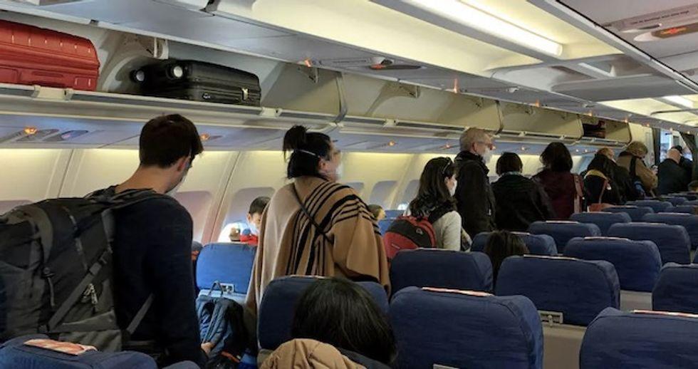 Major intelligence agency restricts domestic travel as coronavirus fears mount: report