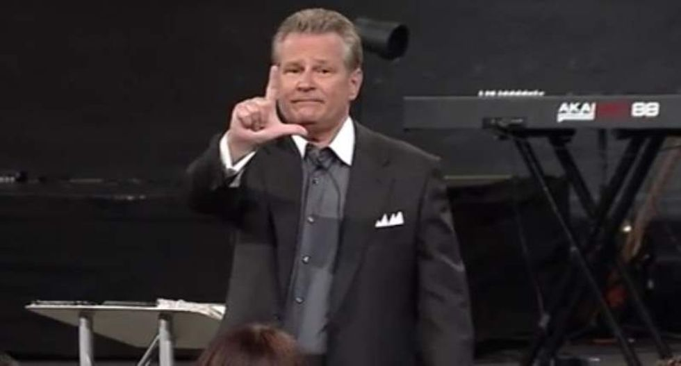 Texas preacher tries -- and fails -- to scrub rant about video games giving men 'retarded spirit'