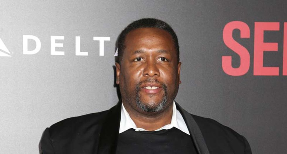 'Wire' star Wendell Pierce arrested for attacking Bernie Sanders supporters in Atlanta hotel