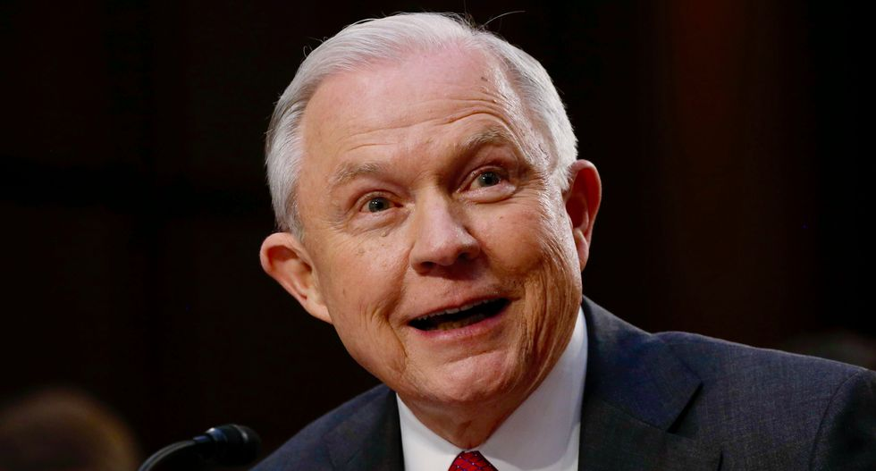 WATCH LIVE: Jeff Sessions faces grilling in Senate Judiciary Committee