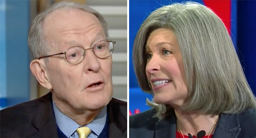 Here are 3 reasons Lamar Alexander and Joni Ernst are wrong to think Trump will stop breaking the law