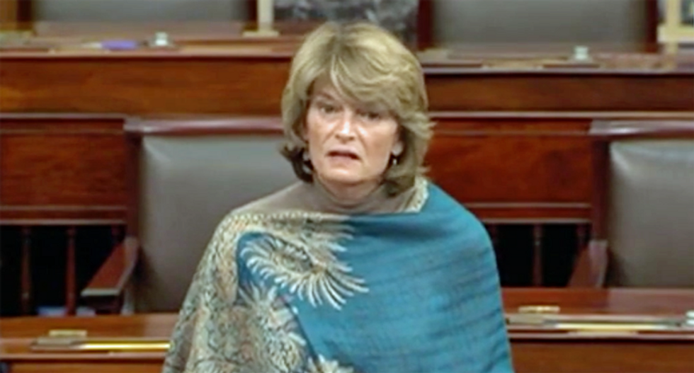 'I cannot vote to convict': Lisa Murkowski won't hold Trump accountable for his 'shameful and wrong' behavior