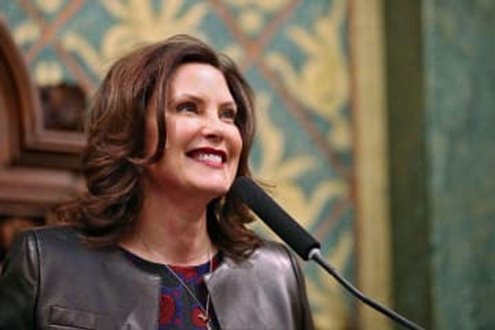 Michigan Gov. Gretchen Whitmer to give Democratic response to State of the Union speech