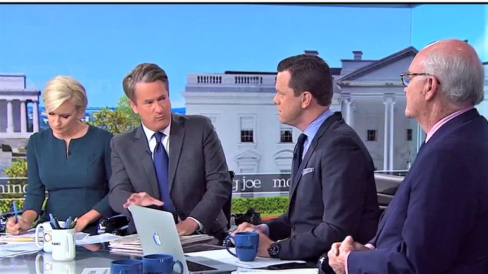 'More really bad news is coming': Morning Joe says Trump's attacks on press show he knows he's in deep trouble