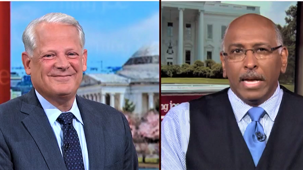 'The president doesn't give a damn': MSNBC panel says Trump wants GOP to lose in 2018 so he can win in 2020
