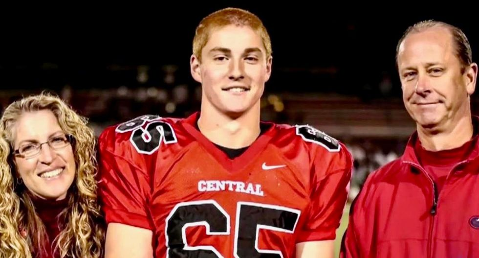 Judge dismisses top charges in Penn State fraternity death