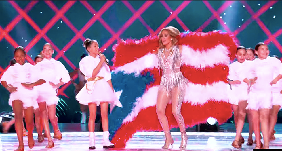 JLo and Shakira brought some respectability back to 'a systemically-racist institution'