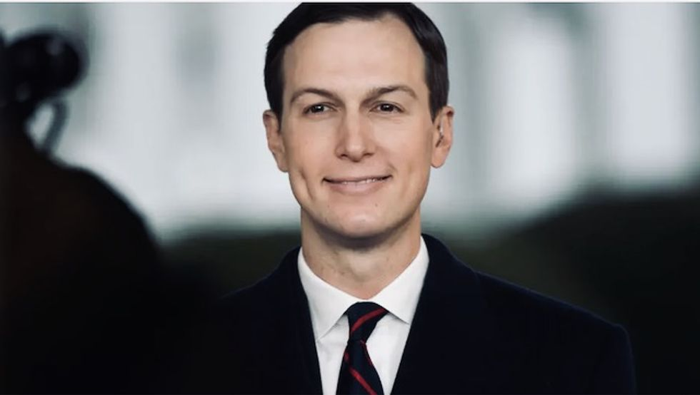 Kushner sparking 'confusion' by routing COVID-19 response through Trump's 'corporate allies': WaPo reporter