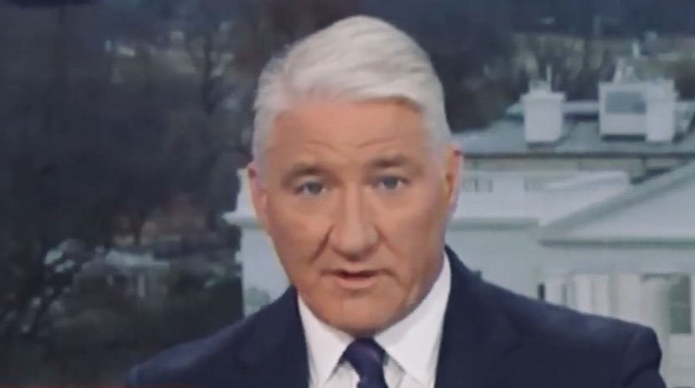 CNN anchor: It was 'stupid' to report rumor of campaign aides saying Biden might file injunction against Iowa results