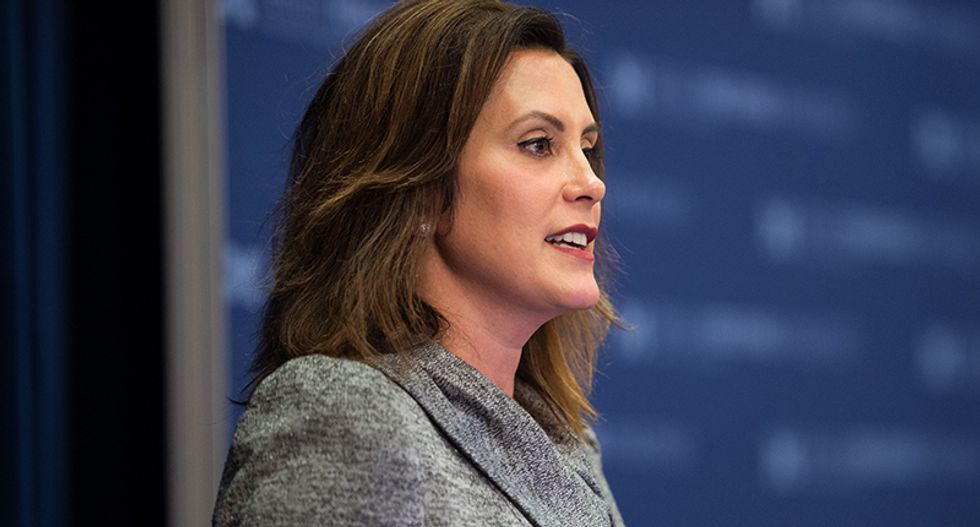 Gov. Whitmer levels Trump over vaccine delays: 'The bottleneck appears to be the White House'