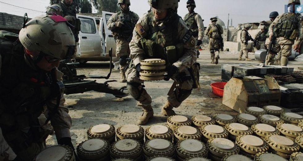 'Majority of mine victims are children': EU condemns Trump rollback of landmine restrictions