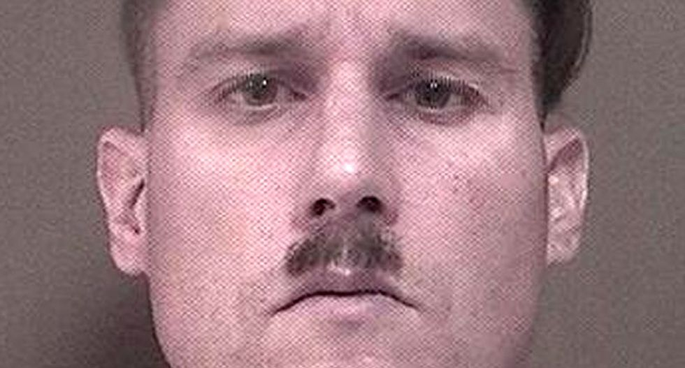 Suspected white supremacist found hiding in New Jersey woods with cache of weapons