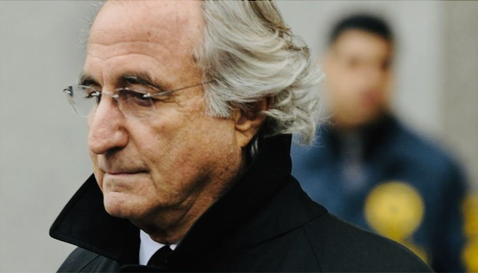 Bernie Madoff is dying, wants out of prison: lawyer
