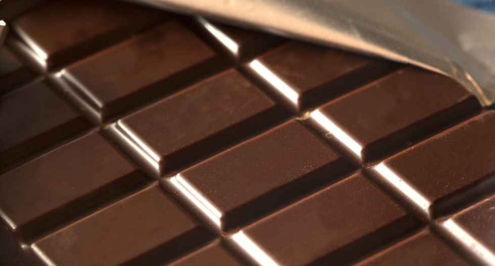 What on Earth are they doing to our chocolate bars?