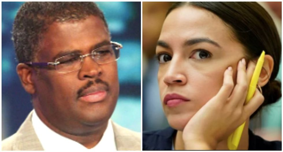Ocasio-Cortez schools Fox Business anchor on Trump campaign payouts to black voters