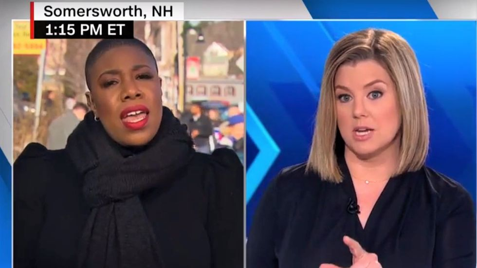 CNN interview flies off the rails as Biden spokeswoman refuses to say if Iowa caucus results are legitimate
