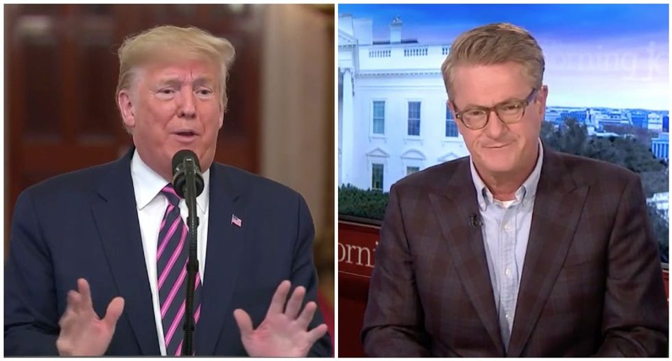 Trump is undermining the GOP's claim to patriotism -- and Republicans don't seem to care: Joe Scarborough