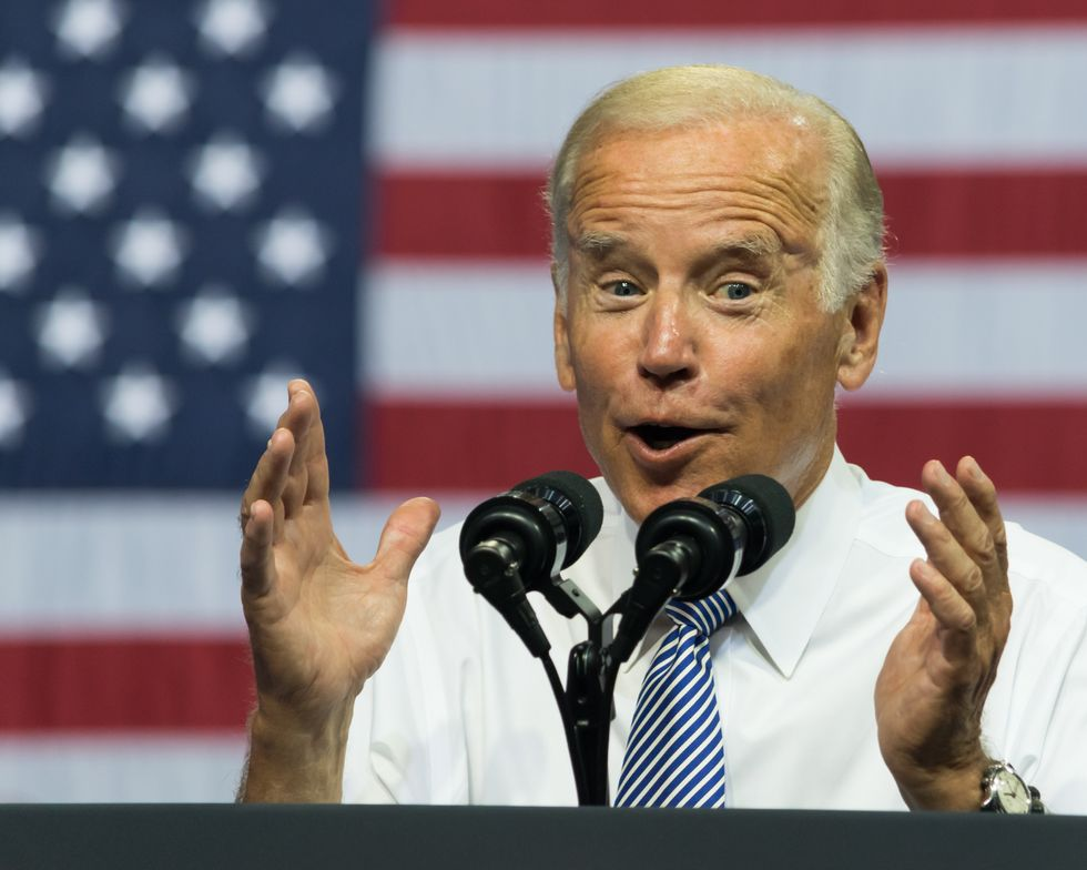Biden: African-Americans mulling Trump vote 'ain't black'