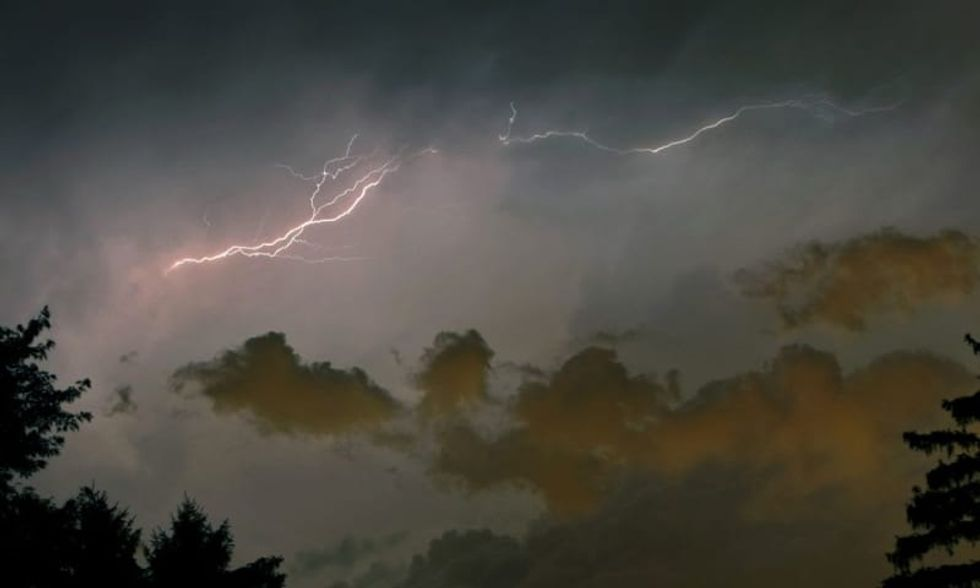 Tornado warning issued for 2 New Jersey counties
