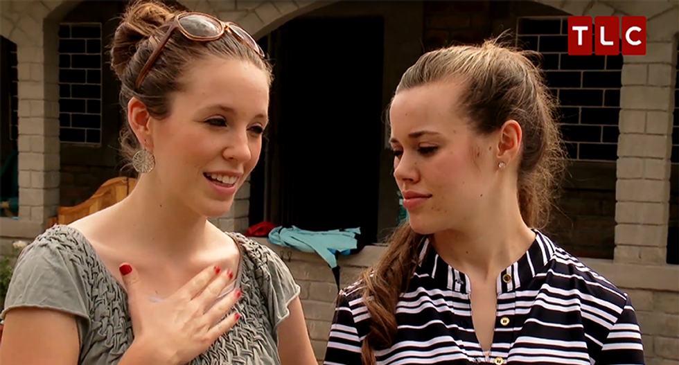Jill and Jessa Duggar accused of scheduling pregnancies to keep TLC from canceling spinoff show