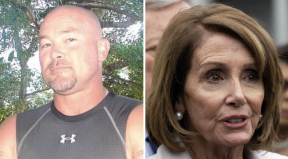 Top Alabama cop said Nancy Pelosi should be targeted by a 'roadside bomb' for tearing up Trump's speech