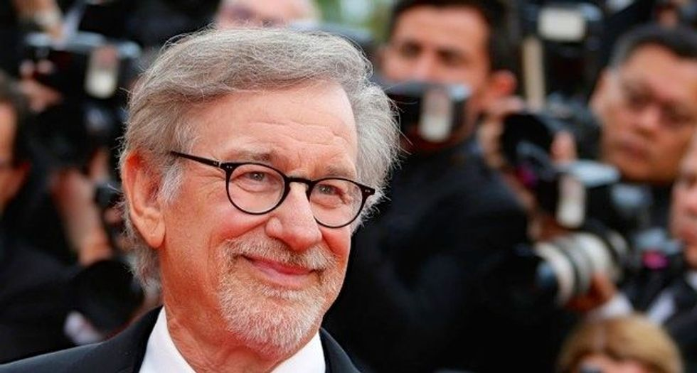 Virtual reality films comes to Cannes, Spielberg sounds warning