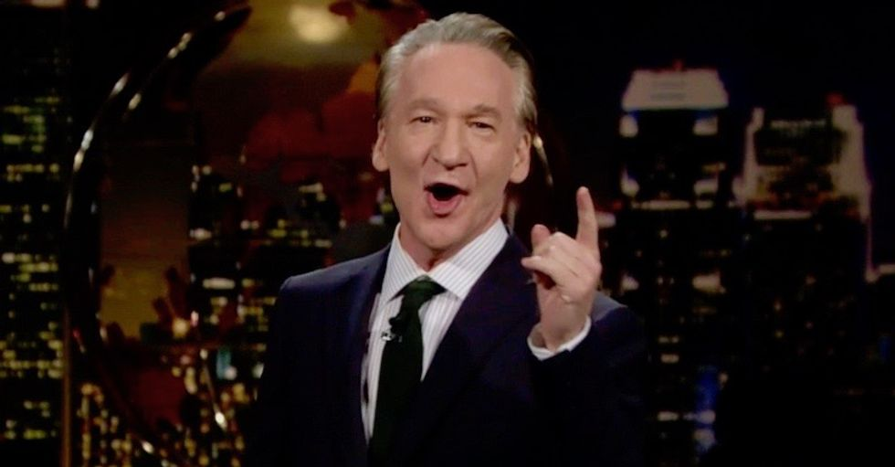 Maher ranks the 2020 Dem field - and picks the 'sure fire' Democrat who can beat Trump