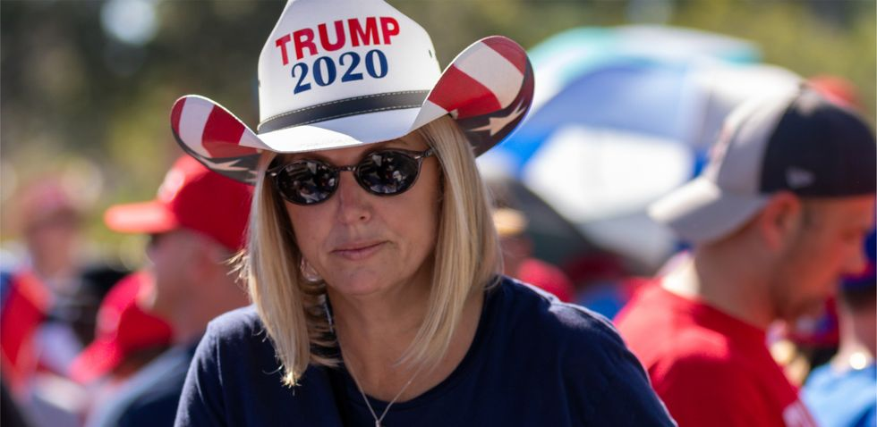 Here's what it's like to be a Democrat in Trump Country