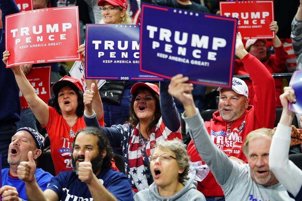 New Hampshire locals concerned about 'loud and boisterous' Trump supporters bringing COVID-19 to town