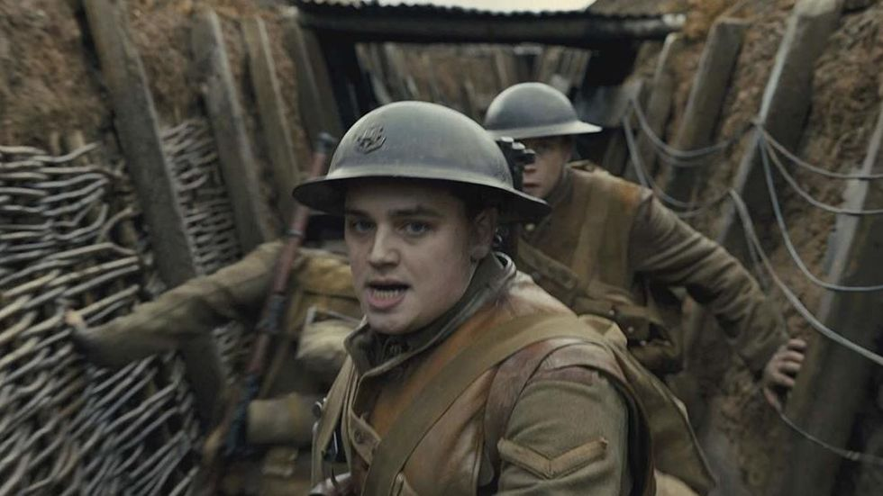 The film '1917' and the allegory of the wooden-headed