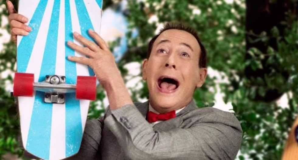 How to wake up like Pee Wee Herman -- even if you don't have a playhouse