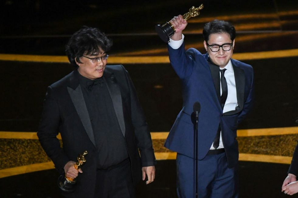 'These people are the destruction of America': Conservative host ripped for attack on Korean Oscar winner Bong Joon-ho