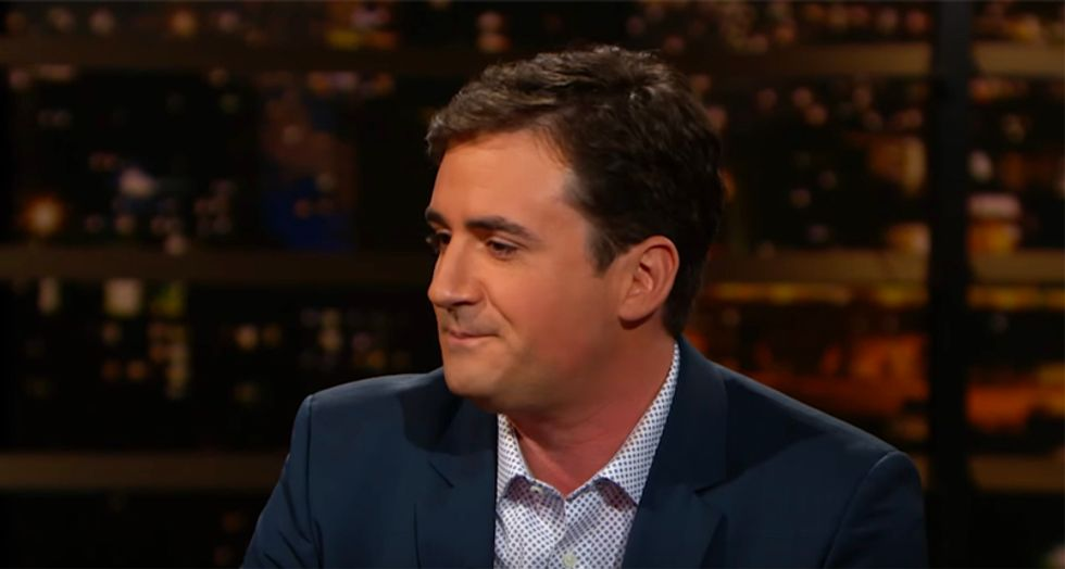 'I got 31 death threats because of your website': Maher guest blisters Breitbart editor for publishing fake news