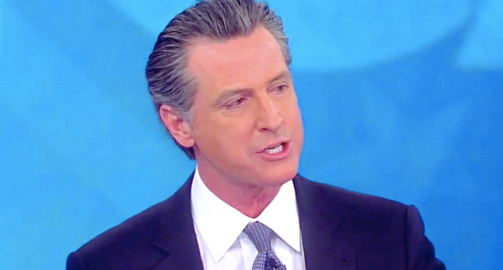 California Gov forecasts 25 million people in his state will be infected over eight weeks