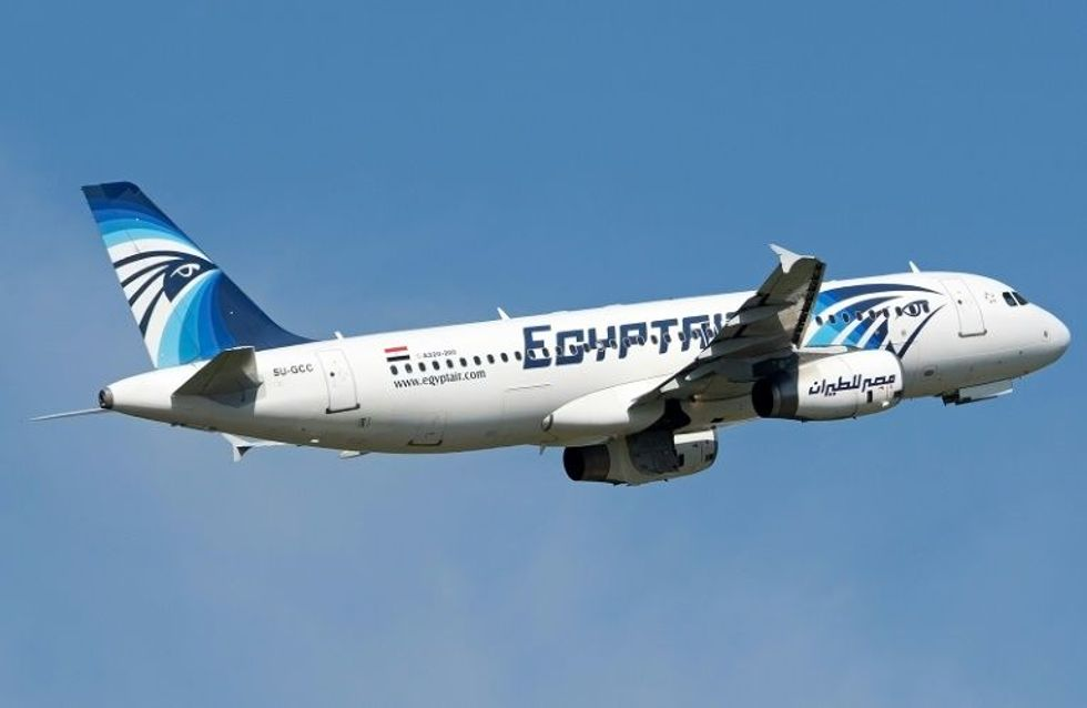 EgyptAir Flight MS804 crashes in Mediterranean with 66 on board