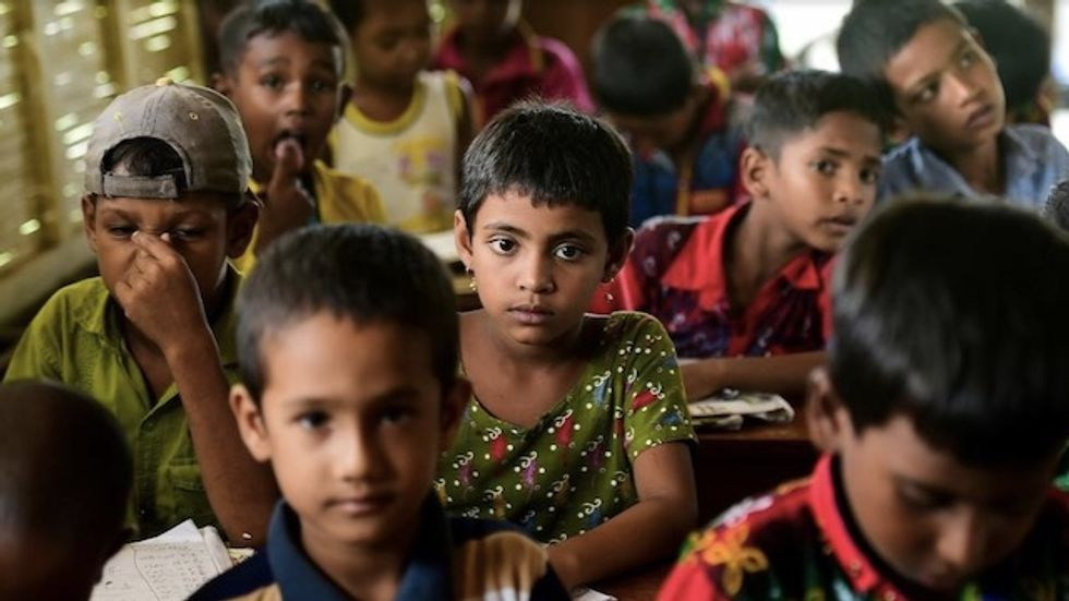 Bangladesh teacher suspended for chopping hair of 50 students