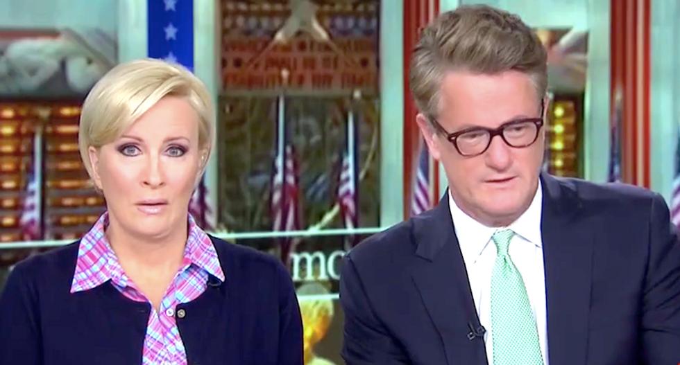 'Spinal Tap for politics': Morning Joe mocks Trump attorney's 'weird' Fox News appearance