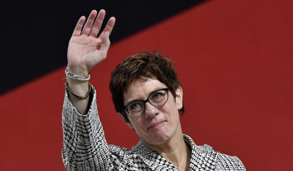 The rise and fall of Angela Merkel's 'mini-me'