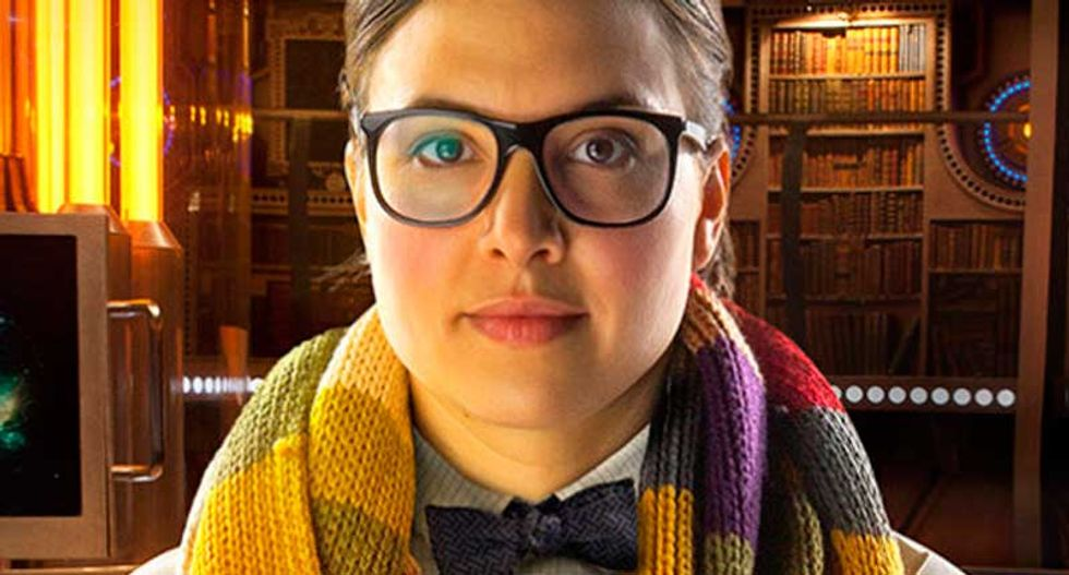 Ahead of its time: Doctor Who's 56 inspiring female scientists