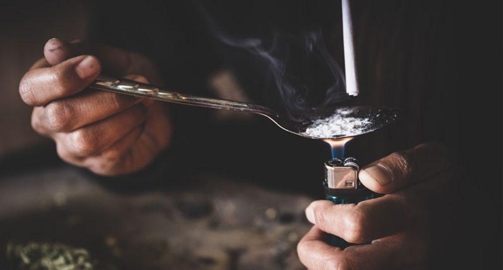 A Nazi drug's US resurgence: How methamphetamine is making a disturbing reappearance