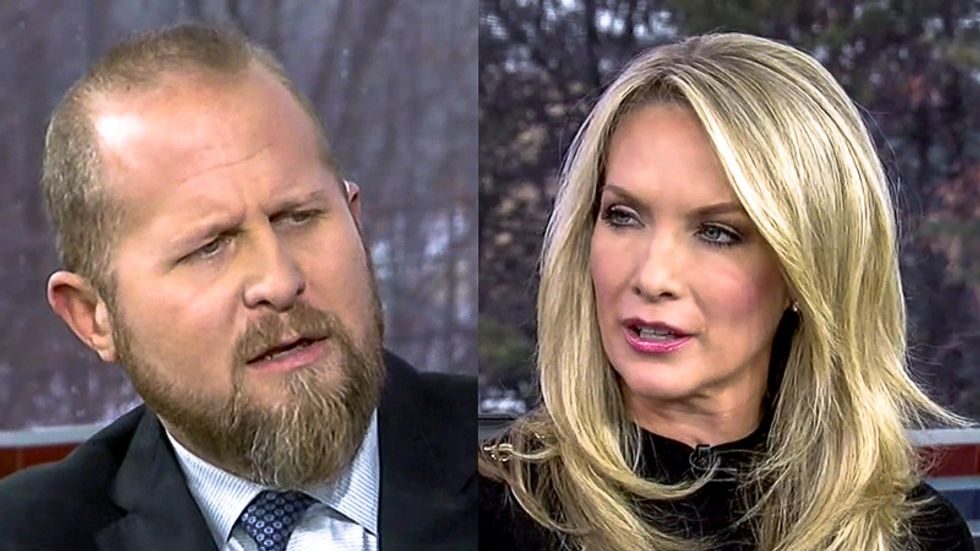 Fox News host confronts Trump campaign manager with president's history of supporting racist police practice