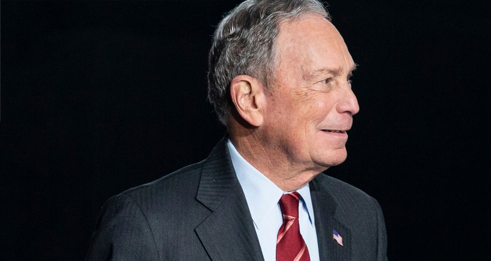 Mike Bloomberg's best shot at the Democratic nomination has only one clear path -- and it could be a huge gift for Trump