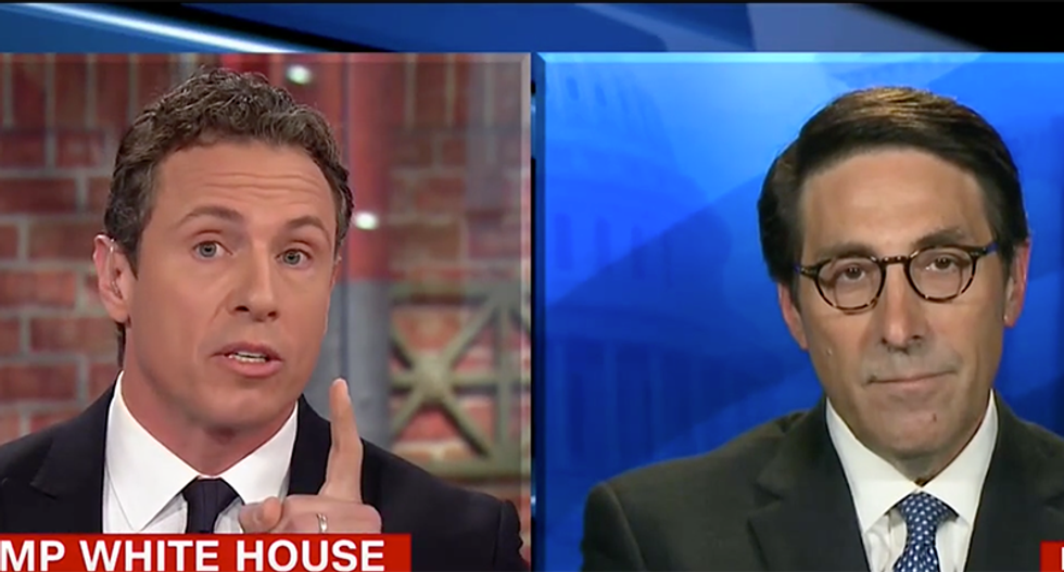 'You have no evidence': Trump lawyer Sekulow's Donald Jr. spin gets shot down on CNN